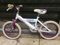 GIRLS BIKE UP TO 7 YEARS OLD