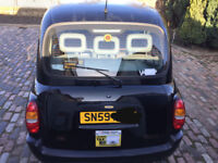 Taxi TX4 Automatic, Plate & City Cabs position £42,000 ONO