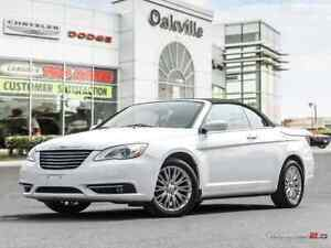 2012 Chrysler 200 Convertible TOURING | HEATED LEATHER | BLUE-TO