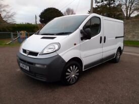 VAUXHALL VIVARO 1.9 DI VERY TIDY DRIVE PERFECT