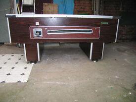 6' suerleague traditional pool table
