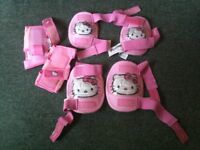 Hello Kitty Protection Pads Set