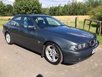 BMW 525D se Turbo diesel Automatic Full Bmw service history
