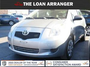 2008 Toyota Yaris Liftback 5-Door AT