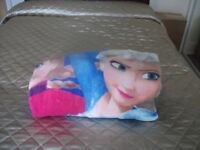 Blanket / FROZEN Large Throw / Cover