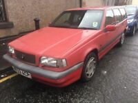 VOLVO 850 2.5 AUTOMATIC 12 MONTHS MOT RUNS AND DRIVES WELL