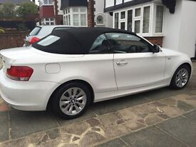 Superb Condition BMW 1 Series Convertible