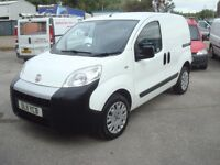 1 owner Fiat Fiorino ONLY 60k miles from new, F/S/H, Full MOT Drives like New , SALE PRICE £3095