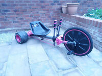 Huffy Green Machine 20in - Pink - Excellent condition