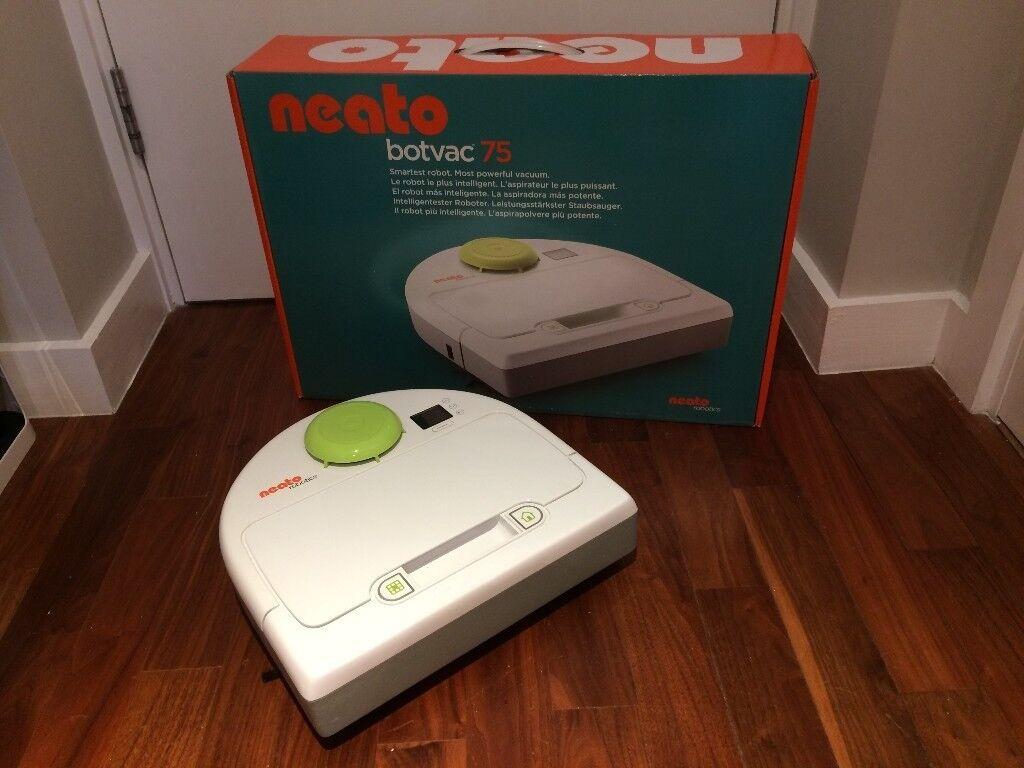 NEATO Botvac 75 Robot Vacuum Cleaner