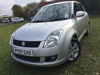 \\\ 2008 SUZUKI SWIFT GLX \\\ 1 OWNER FROM NEW \\\ £1999