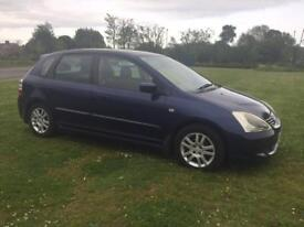 HONDA CIVIC 1.7 CTDI HATCHBACK DIESEL*LOW INS*T/BELT DONE*56+MPG*FULL YEARS MOT!!fiesta,astra,focus