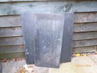 Roofing Slates, 50 of 300mm x 600mm unused