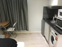 Self-contained studio flat to let @E10 7DY all bills inclusive zone 3 near stations available 5 July