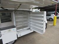 Connoiseur Catering/Sandwich van for sale excellent condition, ready for work !