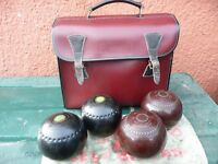 TWO ECLIPSE JAQUES OF LONDON BALLS&TWO HEMSELITE SUPER GRIP BALLS