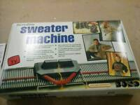Knitting machine RRP £110 US £60 AS NEW