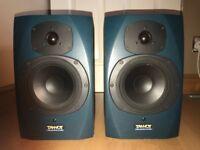 Tannoy Reveal Active Studio Speakers/Monitors (Pair)