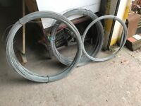 50kg of smooth galvanised wire