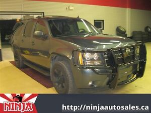 2009 Chevrolet Suburban LT With LTZ Level Trim And Add Ons