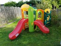 Little tikes 8in1 playground