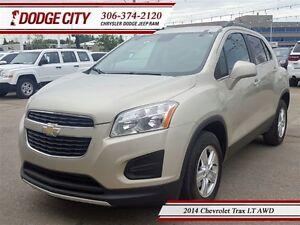 2014 Chevrolet Trax LT | AWD | PST PAID