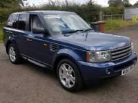 2006 Land Rover Range Rover Sport 2.7 TD V6 HSE