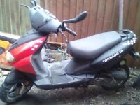 "Cheap 50cc scooter for sale ""62"" plate.."