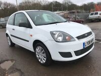 2008 08 REG FORD FIESTA 1.25 STYLE CLIMATE,1 FULL YEAR MOT,ONLY 68k MILES,JUST SERVICED