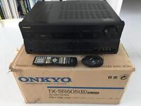 Onkyo TX-SR605 7.1 Channel Receiver