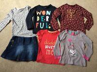 Lovely little bundle of girls 3-4