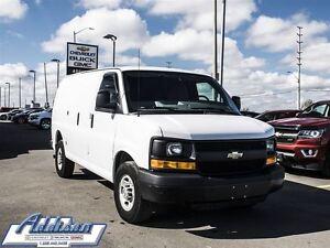 2014 Chevrolet Express 2500 P/WINDOWS, P/LOCKS