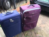 Suitcases for sale four wheeler and two wheeler