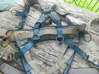 Dbi Sala Exo-fit Harness Size Small Dec 2014
