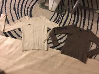 2 Bench Blouses size S &M