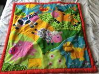Galt Farm Playmat