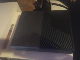 for sale- Xbox One Halo 5: Guardians Limited Edition 1TB Black & Silver Console