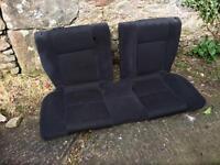 Honda Civic type r Ek9 rear seat rare jdm ek4 Vti ej9