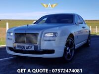 Wedding Car Hire Manchester | Rolls Royce Hire | Chauffeur Hire | Airport Transfer Hire Manchester