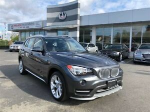 2015 BMW X1 xDrive Sport Package Only 56,000Km
