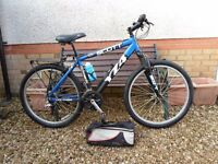 "A 2004 Scott YZ4 Octagon Voltage Mountain Bike (18"") : See other ad. for 16"" bike, same spec."
