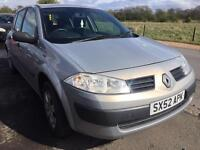 SALE! Bargain trade in to clear, Renault megane, long MOT ready to go