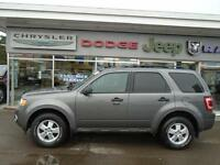 2012 Ford Escape XLT 4x4, Bluetooth, Heated Seats
