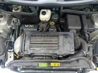 MINI COOPER S ENGINE AND BOX 2003