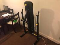 Everlast Foldable Home Gym Bench