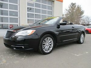 2012 Chrysler 200 Touring/CONVERTIBLE/1.9% À PARTIR
