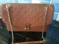 Louis vitton leather bag