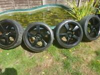 Mazda RX8 wheels