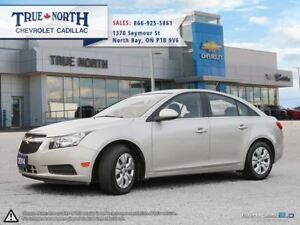 2014 Chevrolet Cruze LT FWD - 1 OWNER / NO ACCIDENTS