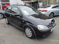 2002 Vauxhall Corsa 1.2 i 16v Elegance 3dr (a/c) LOADS OFF SERVICE HISTORY